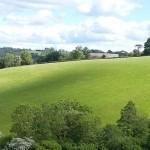 Hill opposite